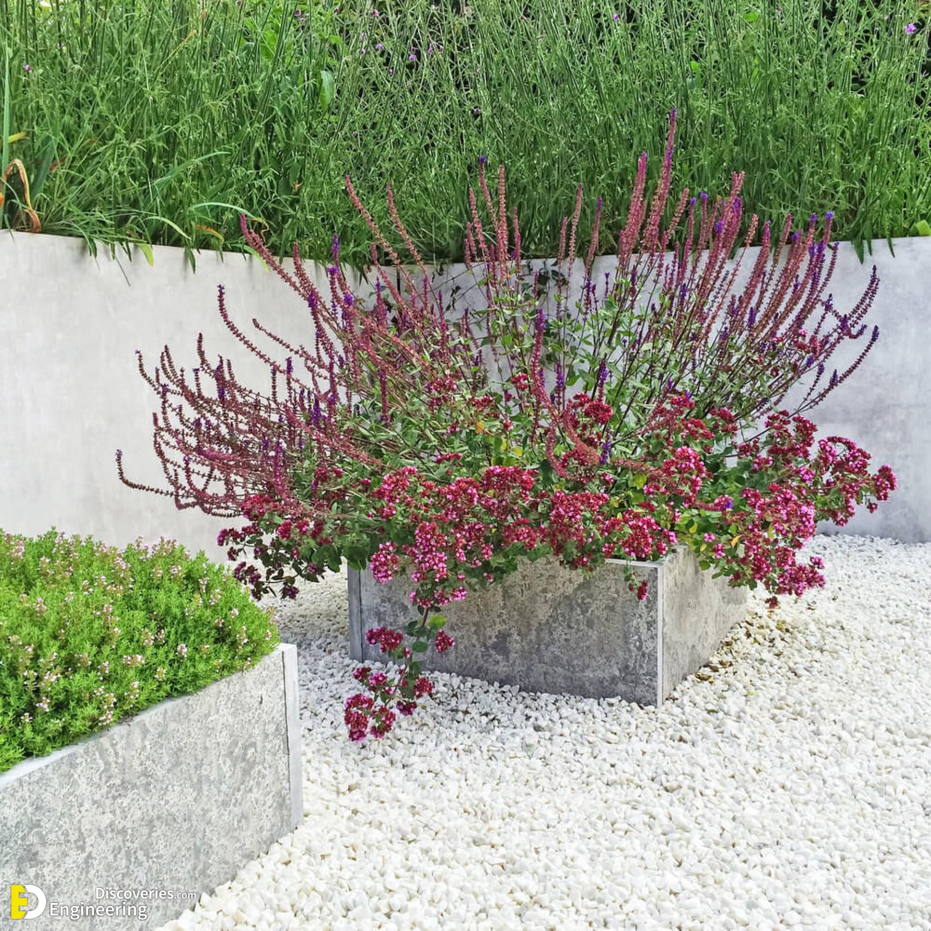 20 Eye Catching DIY Garden Ideas Of Rocks And Pots You ...
