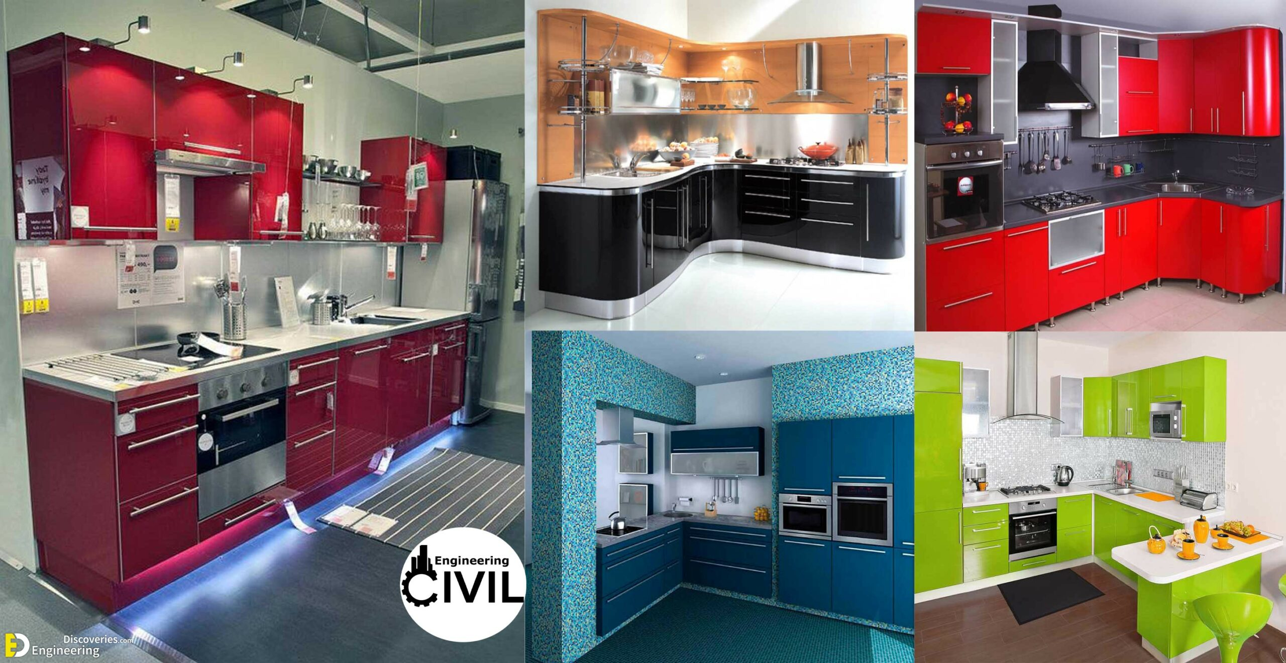 Top 30 Modern Kitchen Design Ideas For 2021 Engineering Discoveries